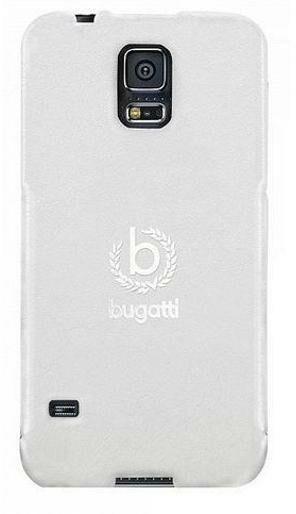 Bugatti UltraThin Geneva Samsung Galaxy S5 G900 (biały)