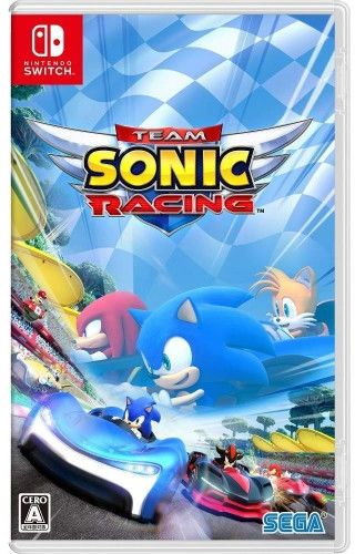 Team Sonic Racing NS