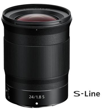 Obiektyw NIKKOR Z 24mm f/1.8 S