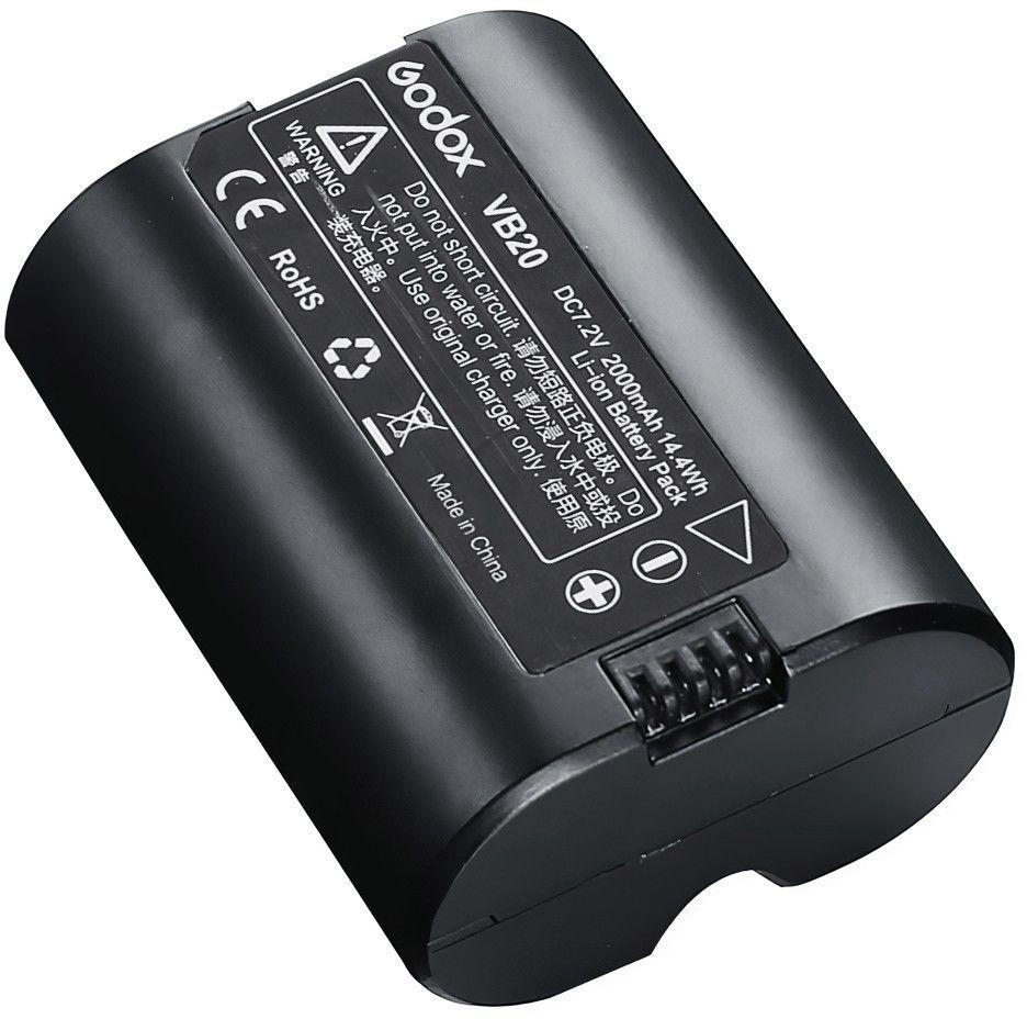 Akumulator Godox VB-20 (7.2V, 2000mAh)