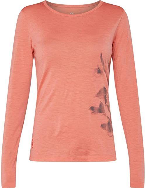 McKINLEY Damski T-shirt Curra, czarny, M