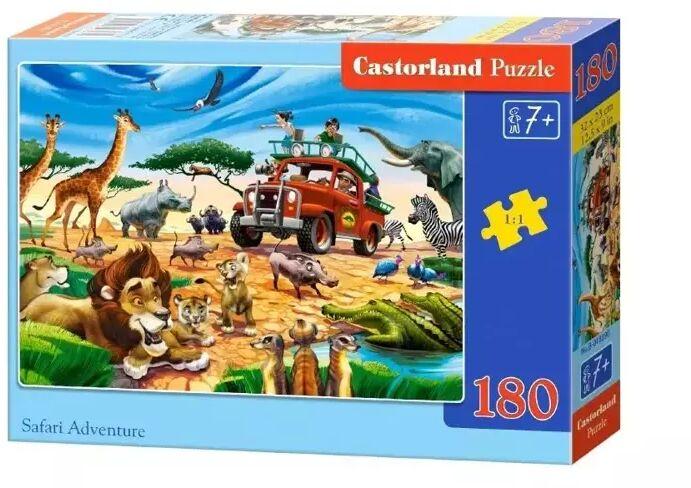 Puzzle 180 Safari Adventure - Castorland