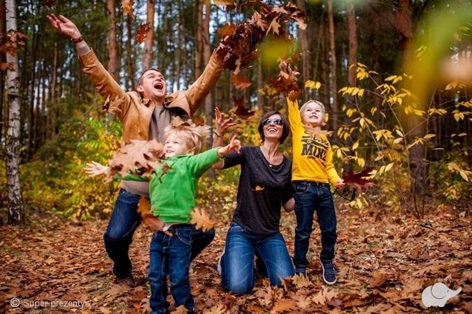 Rodzinna sesja Fotograficzna w Poznaniu