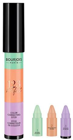Bourjois 1,2,3 Perfect Color Korektor w sztyfcie 2,4 g