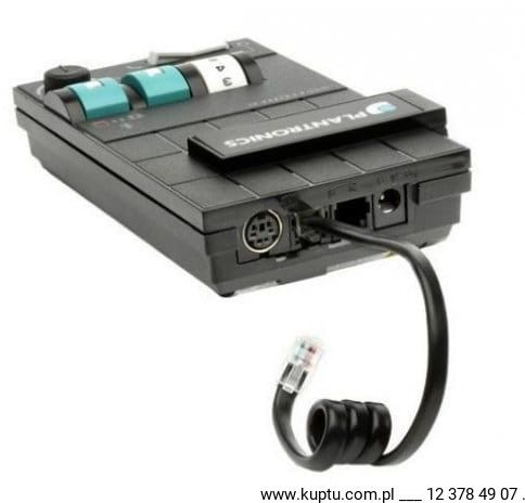 MX10 SWITCHER uniwersalny adapter Plantronics (37247-31)