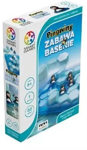 Smart Games Pingwiny - zabawa w basenie (PL) IUVI