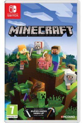 Gra Nintendo Switch Minecraft: Nintendo Switch Edition. Kup taniej o 40 zł dołączając do Klubu