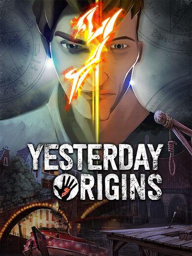 Yesterday Origins PL (Digital - klucz Steam PC/MAC)
