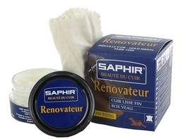 Renowator Saphir 50ml odnowa skór gładkich