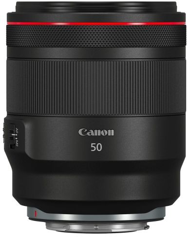 Obiektyw Canon RF 50mm f1.2L USM - RATY 10x0%