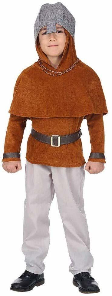 Widmann 06645 kostium dziecięcy żołnierz, chłopcy, wielokolorowy, 116 cm