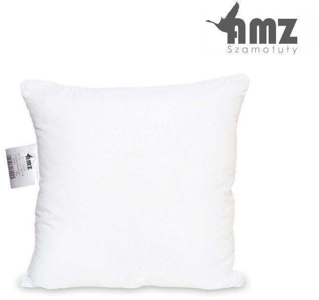 Poduszka antyalergiczna AMZ Mikrofibra, Kolor - biały, Rozmiar - 50x60, Poduszka - pikowana+ NAJLEPSZA CENA, DARMOWA DOSTAWA