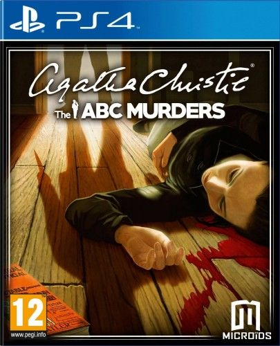 ABC Murders PS4