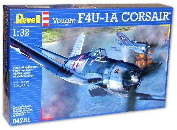 Samolot Vought F4 U-1A Corsair