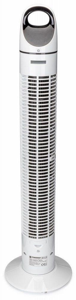 Wentylator kolumnowy Powermat Pearl Tower-80 80W świetnie sprawdzi się w domu w sezonie letnim