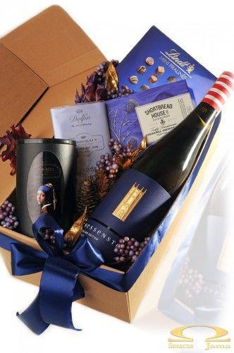 Pudełko Delikatesowe Modry Strumyk