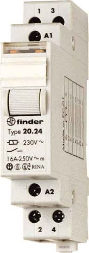 Przekaźnik impulsowy Finder 20.24.8.024.4000 Przekaźnik impulsowy Finder 20.24.8.024.4000