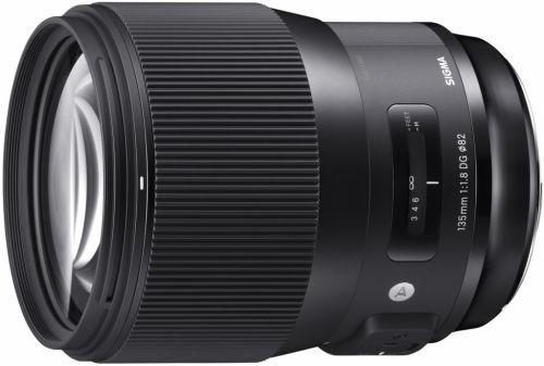 Obiektyw Sigma 135mm F1.8 ART DG HSM Sony E + łącznik gratis - 3 LATA GWARANCJI