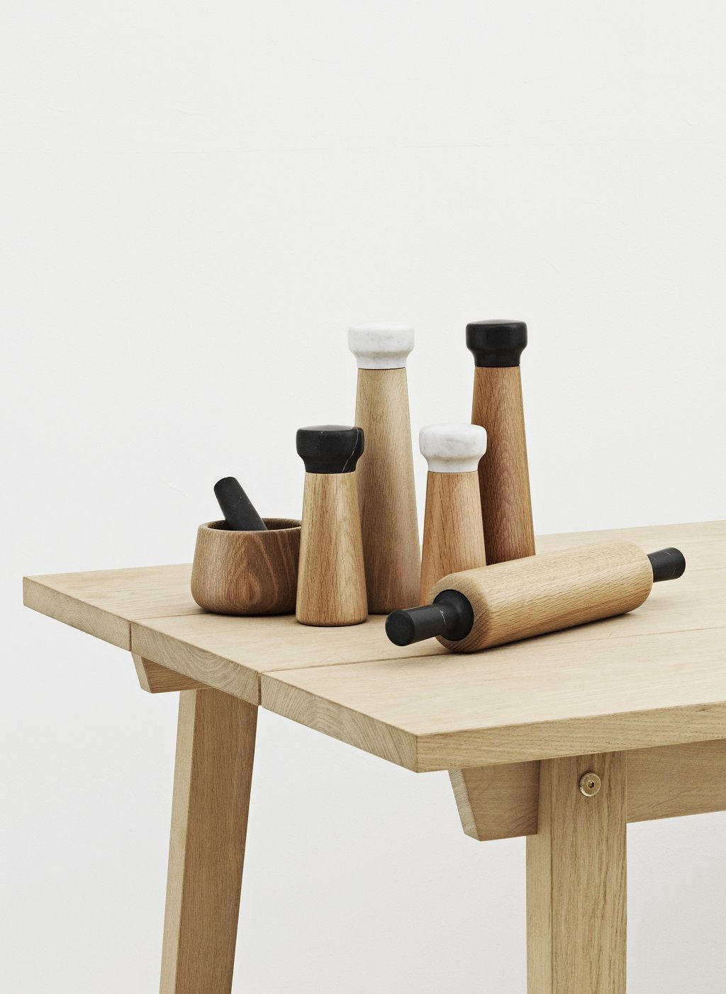 Duży Młynek Do Soli Craft Normann Copenhagen