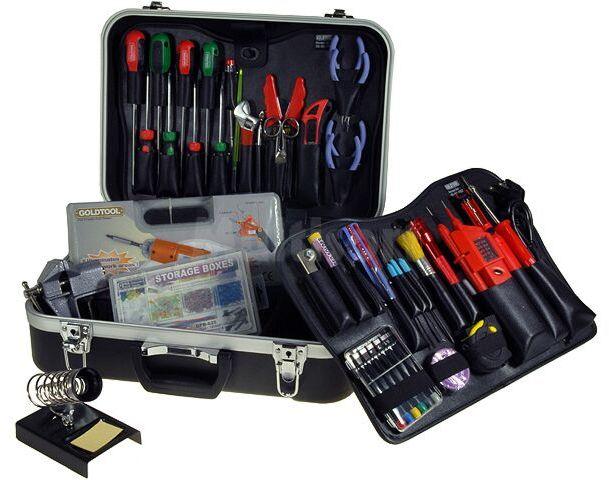 Profesjonalny zestaw narzędziowy