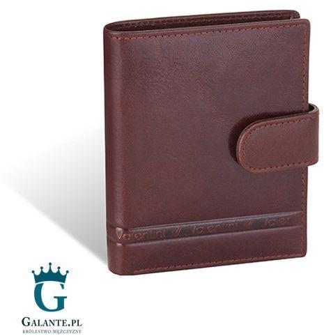 Mały portfel męski valentini 152-116 rfid