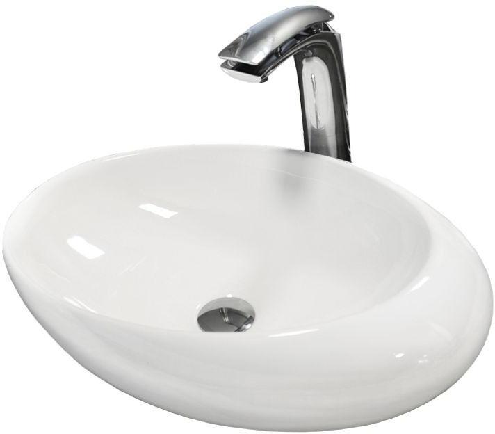 Umywalka ceramiczna 59 Roxy Rea (REA-U8740)