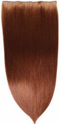 hair2heart Clip In Extensions ze sztucznych włosów - treska, 60 cm, kolor - 7, 130 g