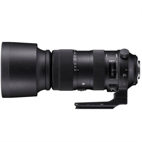 Obiektyw Sigma 60-600mm F4.5-6.3 SPORT DG OS HSM Canon + łącznik gratis - 3 LATA GWARANCJI