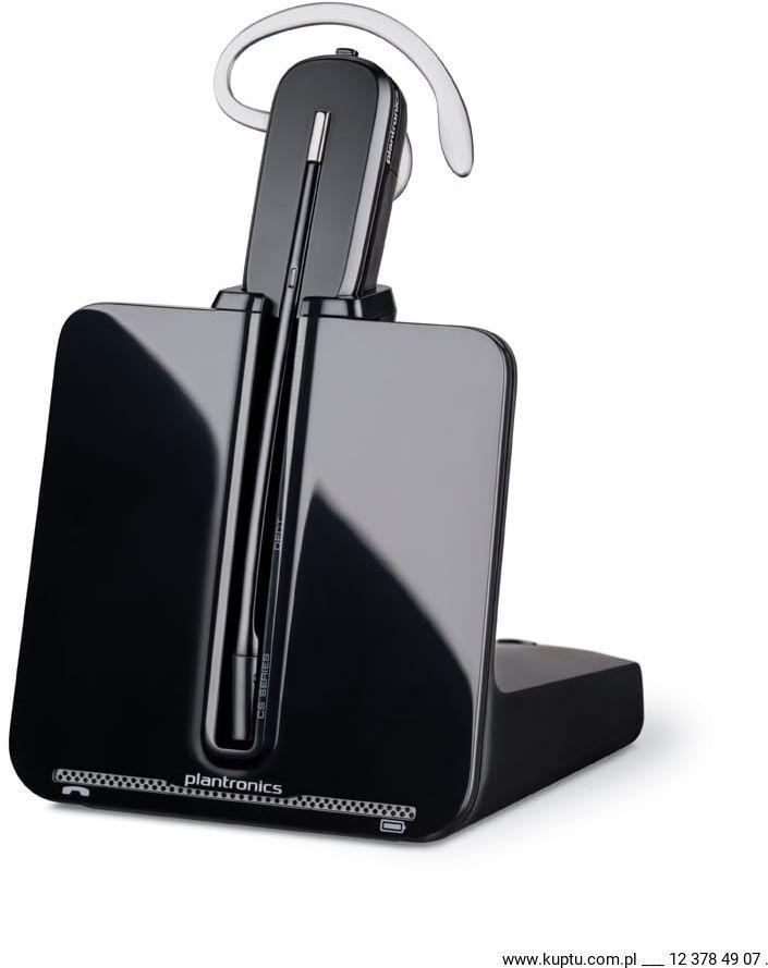 CS540 bezprzewodowy zestaw słuchawkowy DECT + adaptor(84693-02) (1)