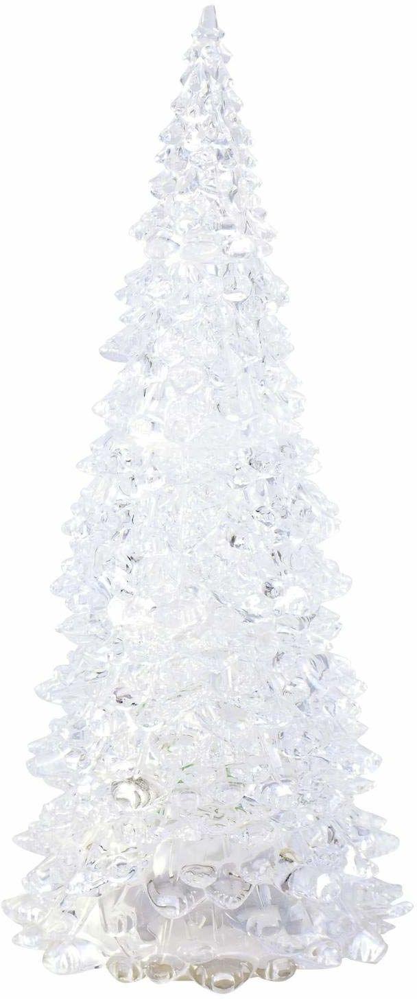 Europalms LED Choinka biała średnia FC