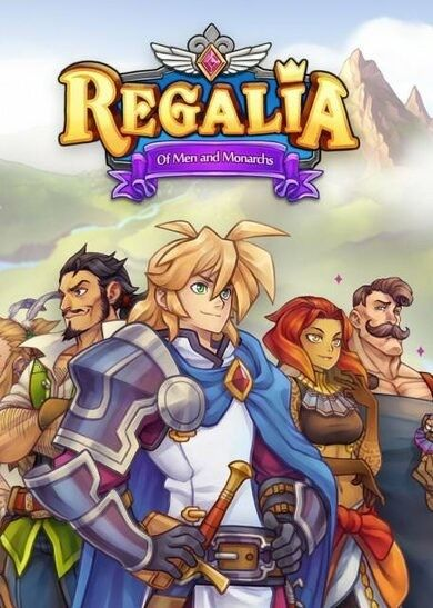 Regalia: Of Men and Monarchs PL (Digital - klucz Steam PC/MAC)