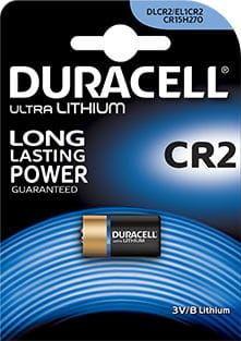 Bateria Duracell CR2 litowa