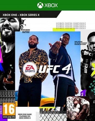 UFC 4 Xone Używana