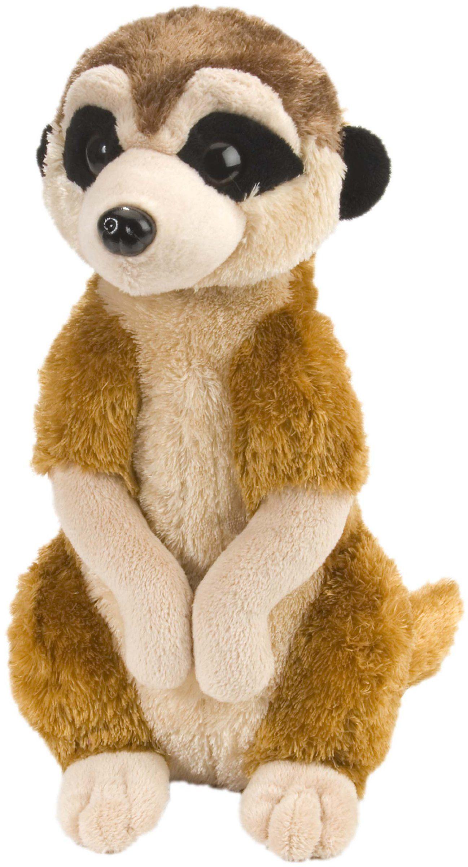 Wild Republic 10936 pluszowa surykatka, Cuddlekiny, pluszowe zwierzątko, 30 cm