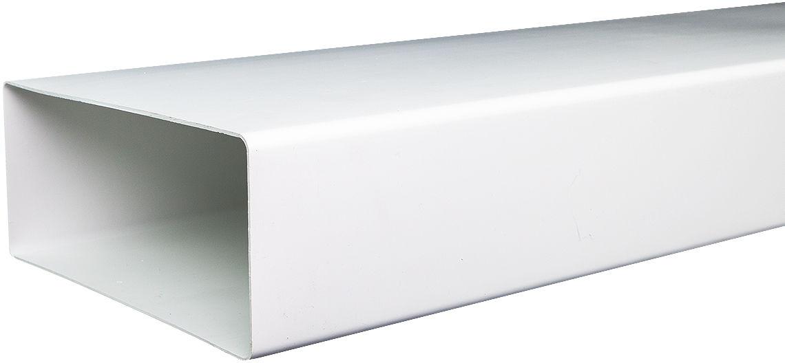 Kanał płaski DOMUS 20,4x6 cm /1 m kod 510 - Największy wybór - 28 dni na zwrot - Pomoc: +48 13 49 27 557