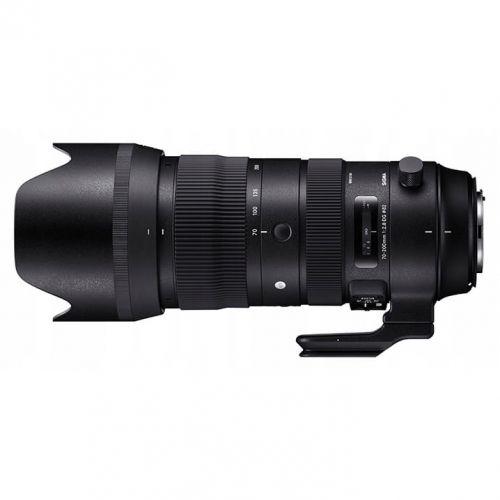 Obiektyw Sigma 70-200mm F2.8 SPORT DG OS HSM Nikon - RATY 10X0%