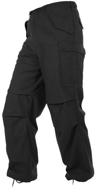 Teesar Spodnie M65 NYCO Czarne