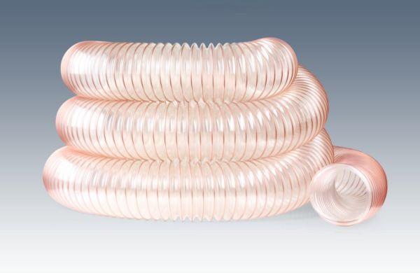 Wąż odciągowy PCV Folia fi 140