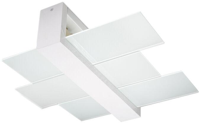 Plafon FENIKS 2 biały SL.0078 - Sollux  Sprawdź kupony i rabaty w koszyku  Zamów tel  533-810-034