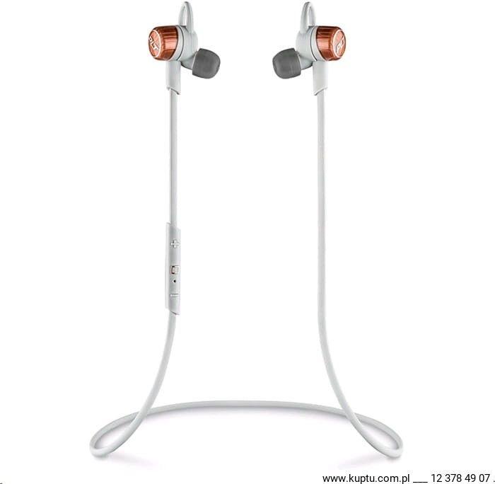 BACKBEAT GO 3/R słuchawka stereo Bluetooth pomarańczowa (204350-05) (1)
