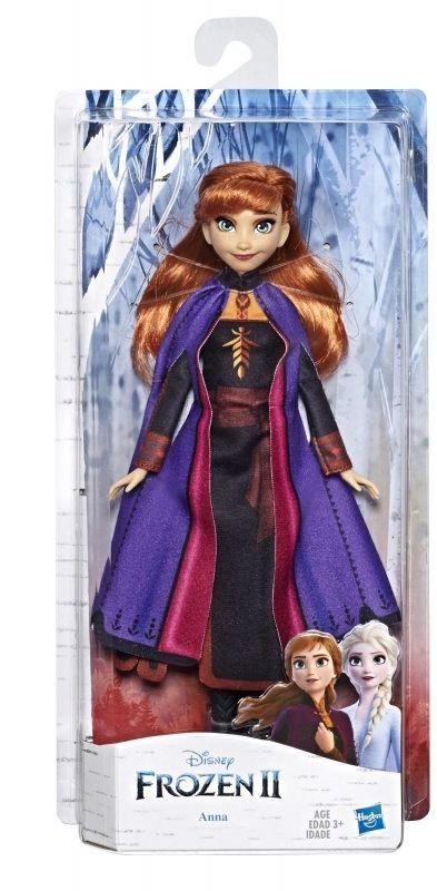Hasbro Disney Frozen Kraina Lodu 2 - Lalka Anna E6710