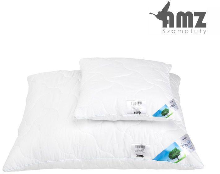 Poduszka antyalergiczna AMZ MediSens, Kolor - biały, Rozmiar - 50x60, Poduszka - pikowana NAJLEPSZA CENA, DARMOWA DOSTAWA