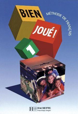Bien joue 1-książka ucznia