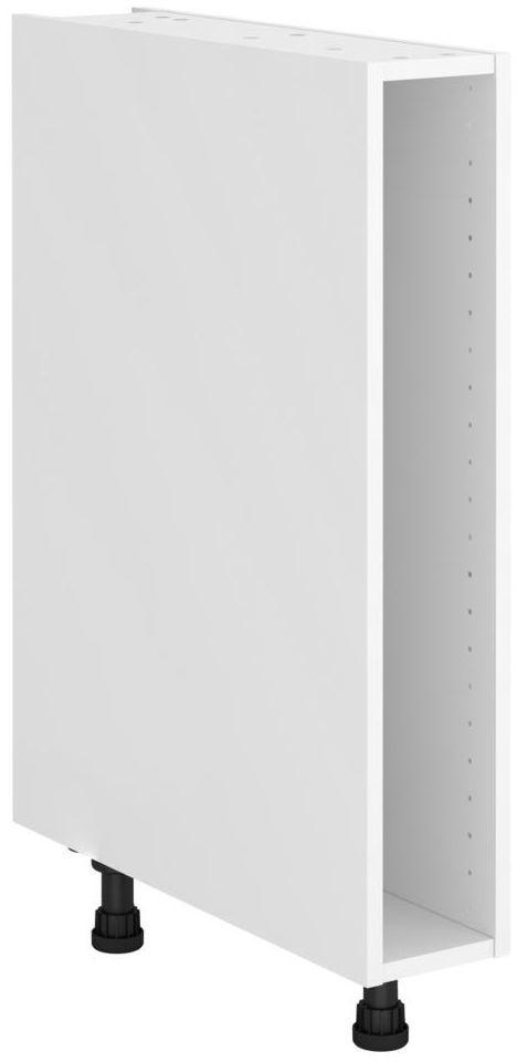 Korpus szafki kuchennej B15 biały Delinia iD