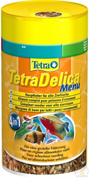 TetraDelica Menu 100ml
