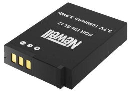 Newell EN-EL12 - akumulator, zamiennik do Nikon Newell EN-EL12