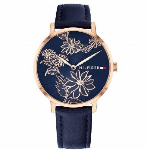 Damski zegarek Tommy Hilfiger Pippa kwiaty - 1781918