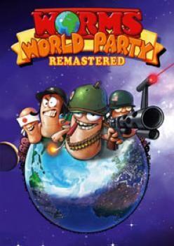 Worms World Party Remastered - Klucz aktywacyjny Steam