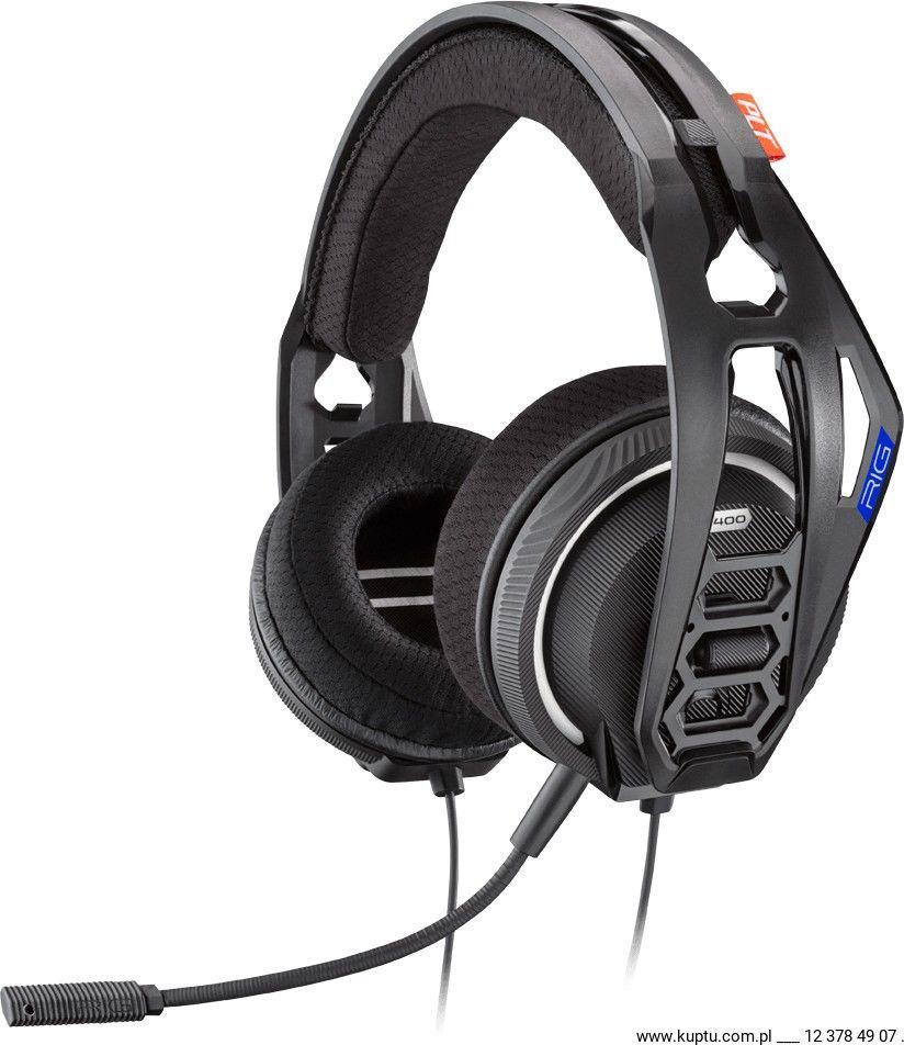 RIG 400HS słuchawki do konsoli PlayStation 4 (206808-05)
