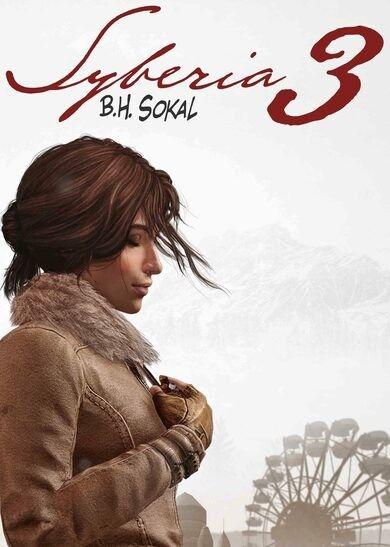 Syberia 3 + Bonus PL (Digital - klucz Steam)